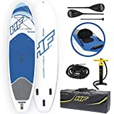Bestway 65303 - Tabla Paddle Surf Hinchable Hydro-Force Oceana Bestway con bolsa de transporte, kit...