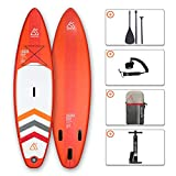 SEAPLUS Tabla de Paddle Surf Hinchable Sup Inflatable Stand up Paddle Board LB-R...