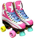 Stamp JQ200036 Patines a Ruedas Quad Roller T36, Girls, Rose, 36