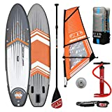 JBAY.Zone Tabla de Stand Up Paddle Surf Sup Hinchable Modelo Wind Comet WJ2 10'6'' Cm 320x81x15 +...