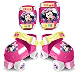 Stamp Sas- Minnie Set Roller E/K Pads, Color Pink, 23-27 (J862035)