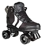 Rookie Deluxe Patines, Mujer, Negro (Black/White/Grey), 37